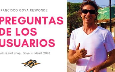 FRANCISCO GOYA RESPONDE. ENTREVISTA 2020   3ª PARTE: PREGUNTAS USUARIOS