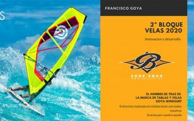 FRANCISCO GOYA RESPONDE. ENTREVISTA 2020   2ª PARTE: VELAS