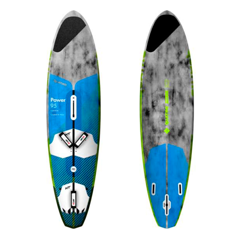 tabla windsurf board quatro power pro freewave thruster 2018