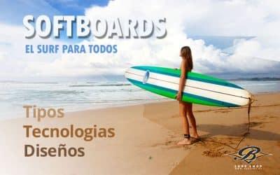 TABLAS PARA SURF SOFT BOARD. CUAL ELEGIR