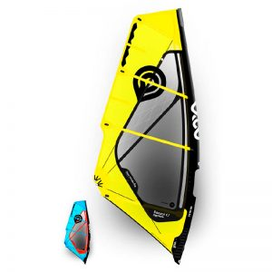 Vela de windsurf Goya banzai 2018