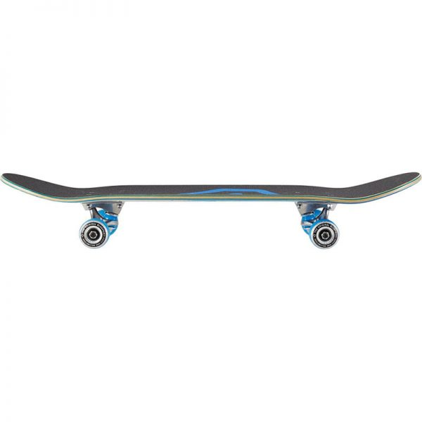 Skateboard Madrid blue print 1